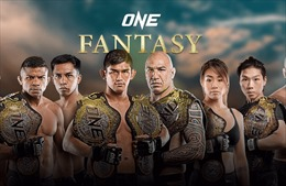 ONE Fantasy - giúp người chơi có thể giao lưu với các võ sĩ