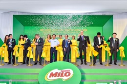Nestlé Việt Nam mở rộng nhà máy tại Hưng Yên, tăng gấp đôi công suất