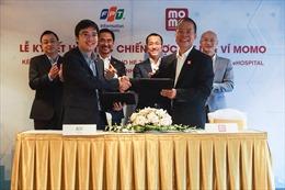 Ví MoMo ký kết hợp tác chiến lược với  Công ty Hệ thống thông tin FPT