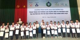Chương trình 'Nước sạch học đường'