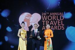 Vietravel nhận giải thưởng nhà điều hành tour hàng đầu châu Á