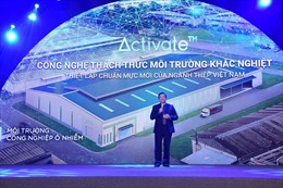 Ra mắt Activate - công nghệ thách thức môi trường khắc nghiệt