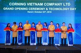 Công ty TNHH Corning Việt Nam ra mắt  tại Hà Nội