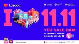 Lễ hội mua sắm 11.11 của Lazada tái định nghĩa trải nghiệm bán lẻ ở Đông Nam Á