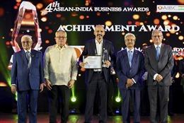 Khách sạn OYO nhận giải thưởng 'Thành tựu xuất sắc ASEAN-Ấn Độ 2019'