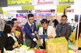 Hơn 200 doanh nghiệp tham gia triển lãm quốc tế thực phẩm và đồ uống tại Hà Nội