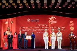 Tập đoàn Vàng bạc đá quý DOJI kỉ niệm 25 năm thành lập