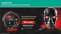 Xem phim miễn phí khi mua sản phẩm Kaspersky trực tuyến