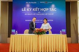 Jio Heath, Bảo Việt Phú Mỹ hợp tác và giới thiệu Jio Premium 360