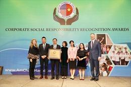 Herbalife Vietnam nhận giải thưởng Trách nhiệm Xã hội Doanh nghiệp 2019