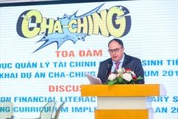 Quỹ Prudence và JA Việt Nam triển khai Giáo trình quản lý tài chính Cha-Ching 2019-2020