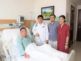 """Cứu bệnh nhân nhồi máu cơ tim cấp khỏi """"cửa tử"""" trong thời gian ngắn kỷ lục"""