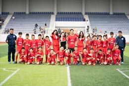 Cầu thủ Nguyễn Công Phượng là đại diện thương hiệu của AirAsia