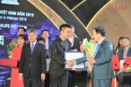 Herbalife Việt Nam được trao giải Doanh nghiệp bền vững ba năm liên tiếp