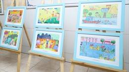 Tháng hội họa đồng hành cùng bệnh nhân ung bướu