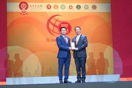 Công ty Yến sào Khánh Hoà nhận giải thưởng Doanh nghiệp ASEAN