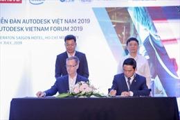 Autodesk hợp tác với Tập đoàn Xây dựng Hòa Bình triển khai Mô hình Thông tin Công trình tại Việt Nam