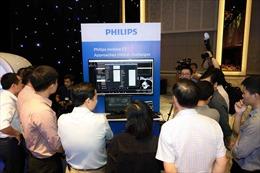 Philips ra mắt hệ thống chụp cắt lớp vi tính mới Incisive CT