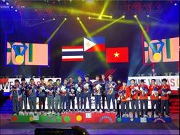 Tuyển 496 Gaming giành Huy chương đầu tiên cho Dota 2 tại Sea Games 30