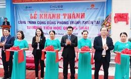 Khánh thành trường tiểu học mới tại Huế