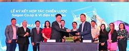 Saigon Co.op và ví điện tử MoMo đẩy mạnh số hóa kênh mua sắm