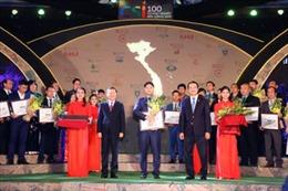 Công ty Yến sào Khánh Hoà tiếp tục lọt Top 100 Doanh nghiệp phát triển bền vững năm 2019