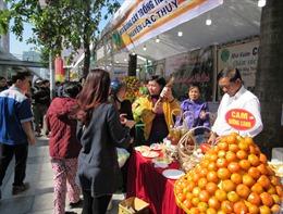 Nông sản Hòa Bình đến gần hơn với người tiêu dùng Hà Nội