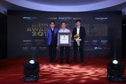 USG Boral Việt Nam là Hãng kỹ thuật của năm