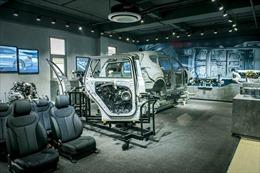 TC Motor đưa vào hoạt động Trung tâm trải nghiệm Huyndai