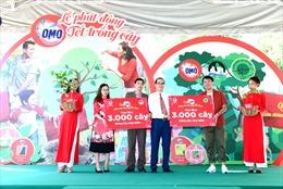 OMO trao tặng 6.000 cây quý hiếm cho các Vườn Quốc gia