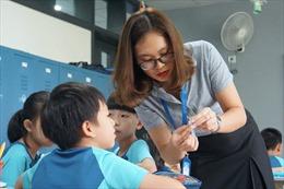 Trường phổ thông song ngữ liên cấp Wellspring Hà Nội dẫn đầu số lượng dự án cuộc thi Education Exchange