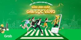 Grab tung thử thách 'Săn Linh Grab, Giáp Lộc Vàng'