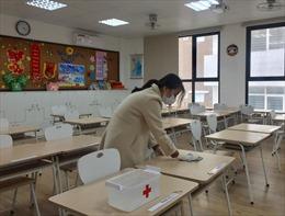 Trường học làm gì để đón học sinh trong khủng hoảng do virus Corona gây ra