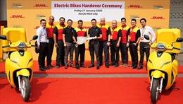 DHL Express đầu tư giải pháp xanh tại Việt Nam