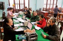 Hỗ trợ tín dụng để thoát nghèo bền vững