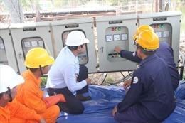 Tổng công ty Điện lực miền Nam: Ưu tiên cấp điện để ứng phó với hạn mặn