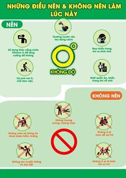 5 việc cần làm ngay để tăng sức đề kháng cho cơ thể