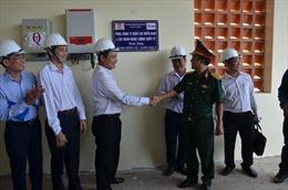 Tổng công ty Điện lực miền Nam: Chuẩn bị tiếp nhận hệ thống lưới điện trên đảo Thổ Chu