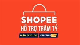 Shopee Việt Nam hỗ trợ 100 tỷ đồng giúp các nhà bán hàng trong đại dịch COVID-19