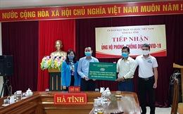 Carlsberg Việt Nam ủng hộ 2 tỷ đồng chống dịch COVID-19
