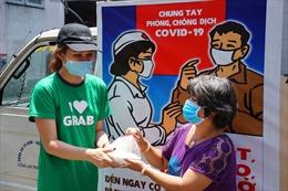Grab và Quỹ Hy Vọng triển khai chương trình 'Tiếp sức cộng đồng, vững vàng vượt khó'