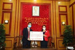Prudential Việt Nam đồng hành cùng công tác phòng, chống COVID-19