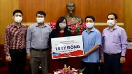 """Chương trình """"Vững vàng Việt Nam"""" phòng chống dịch COVID-19"""