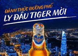 """Tiger Beer """"Đánh Thức Đường Phố"""" Việt Nam"""