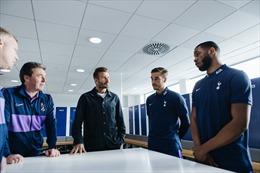 David Beckham và Tottenham Hotspur lần đầu xuất hiện trong loạt phim ngắn của tập đoàn AIA