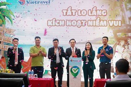 Vietravel công bố sản phẩm du lịch an toàn