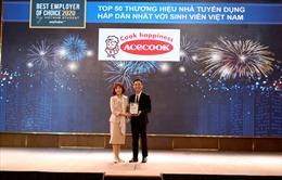 Acecook Việt Nam – Thương hiệu Nhà tuyển dụng hấp dẫn