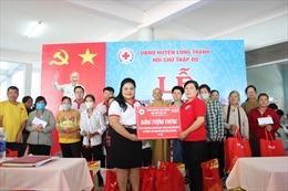 Vedan Việt Nam trao tặng nhà tình nghĩa và quà cho người khó khăn