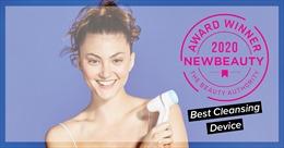 """Thiết bị rửa mặt  &  Chăm sóc da chuyên sâu ageLOC LumiSpa nhận giải """"Thiết bị làm sạch tốt nhất 2020"""""""