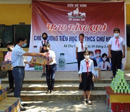 Công ty Cổ phần Sâm Ngọc Linh Kon Tum: Đồng hành cùng em đến trường